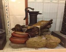 Çanak Tulumba Süs Havuzu