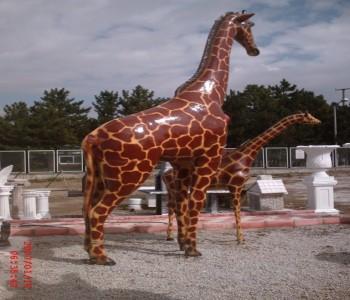 Büyük Zürafa Heykeli