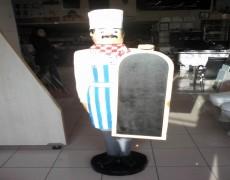 Dondurmacı Heykeli