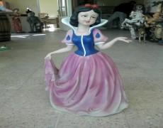 Pamuk Prenses Maketi Mini