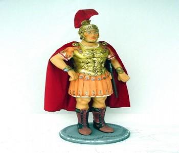 Pelerinli Şövalye Heykeli