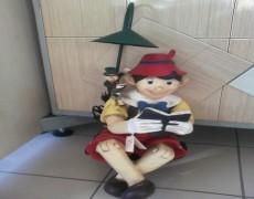 Pinokyo Heykeli Aydınlatma