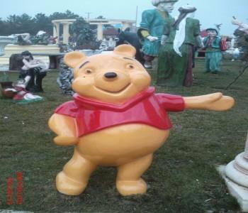 Winnie The Pooh Heykeli