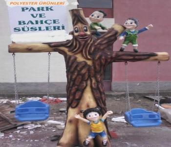 Ağaç Salıncak Oyun Grubu