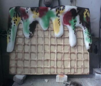 Akan Dondurma Duvar