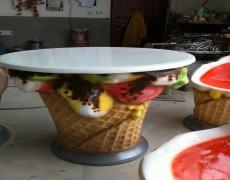 Dondurma Masa Maketi
