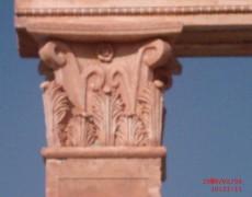 Kare Korint Sütun Başlıkları