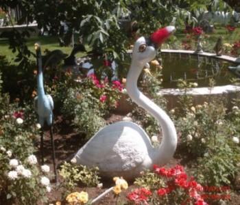 Kuğu Heykeli