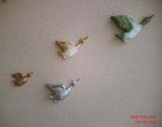 Üçlü Ördek Rölyef