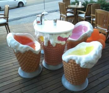 Dondurma Maketleri