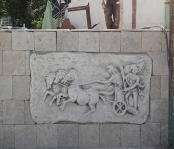 Atlı Asker Rölyef