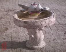 Beton Çifte Güvercin Takımı