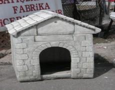 Dekoratif Köpek Kulübesi