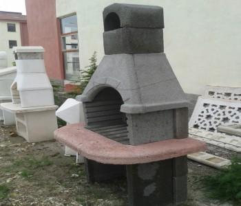Desenli Barbekü