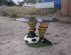 Futbolcu Ayağı Sehba