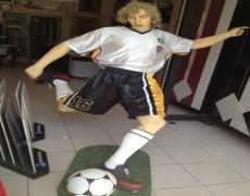 Futbolcu Heykeli