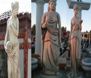 Dekoratif Roma Heykelleri