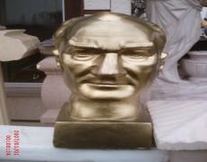 Atatürk Duvar Büst