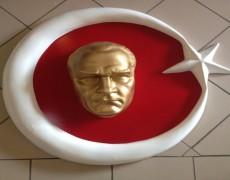 Ay Yıldız Atatürk Rölyef
