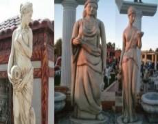 Heykel ve heykelciliğin tarihçesi Hakkında Bilgi