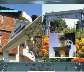 Kültür Merkezi Giriş Kapıları