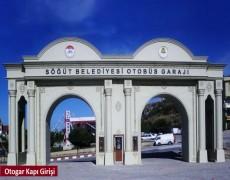 Otogar Kapı Girişi