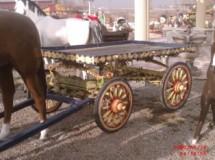 Ahşap At Arabası