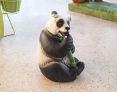 Panda Sculpture Manufacture