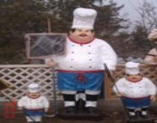 Aşçı Mankeni