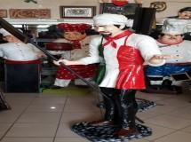 İtalyan Aşçı Mankeni