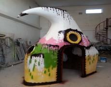 Dekoratif Dondurma Ev