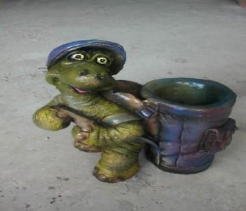Ninja Kaplumbağa Heykeli