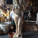 Roma Kadın Heykeli