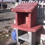 Çatılı Barbekü (2)