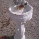 Beton Çifte Güvercin Takımı (2)
