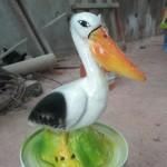 Pelikan Heykeli