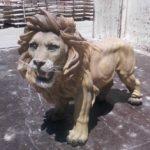 Satılık Aslan Figürleri