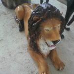 Aslan Heykeli İmalatı