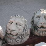 Aslan Heykel Kalıpları Satılık