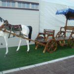 At Arabası Maketleri