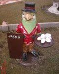 Papağan Aşçı Mankeni