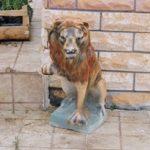 Antika Aslan Heykeli