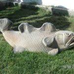 Büyük Balık Heykelleri