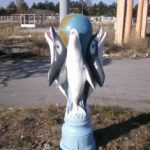 Yunus Balık Heykel Üretimi